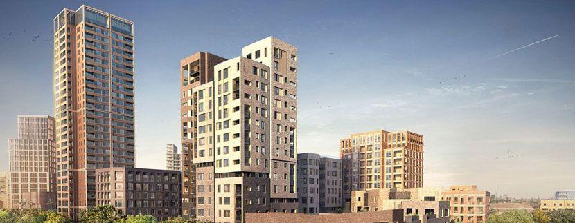 nuovi grattacieli