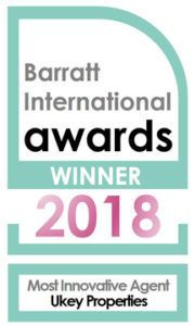 logo barrat awards